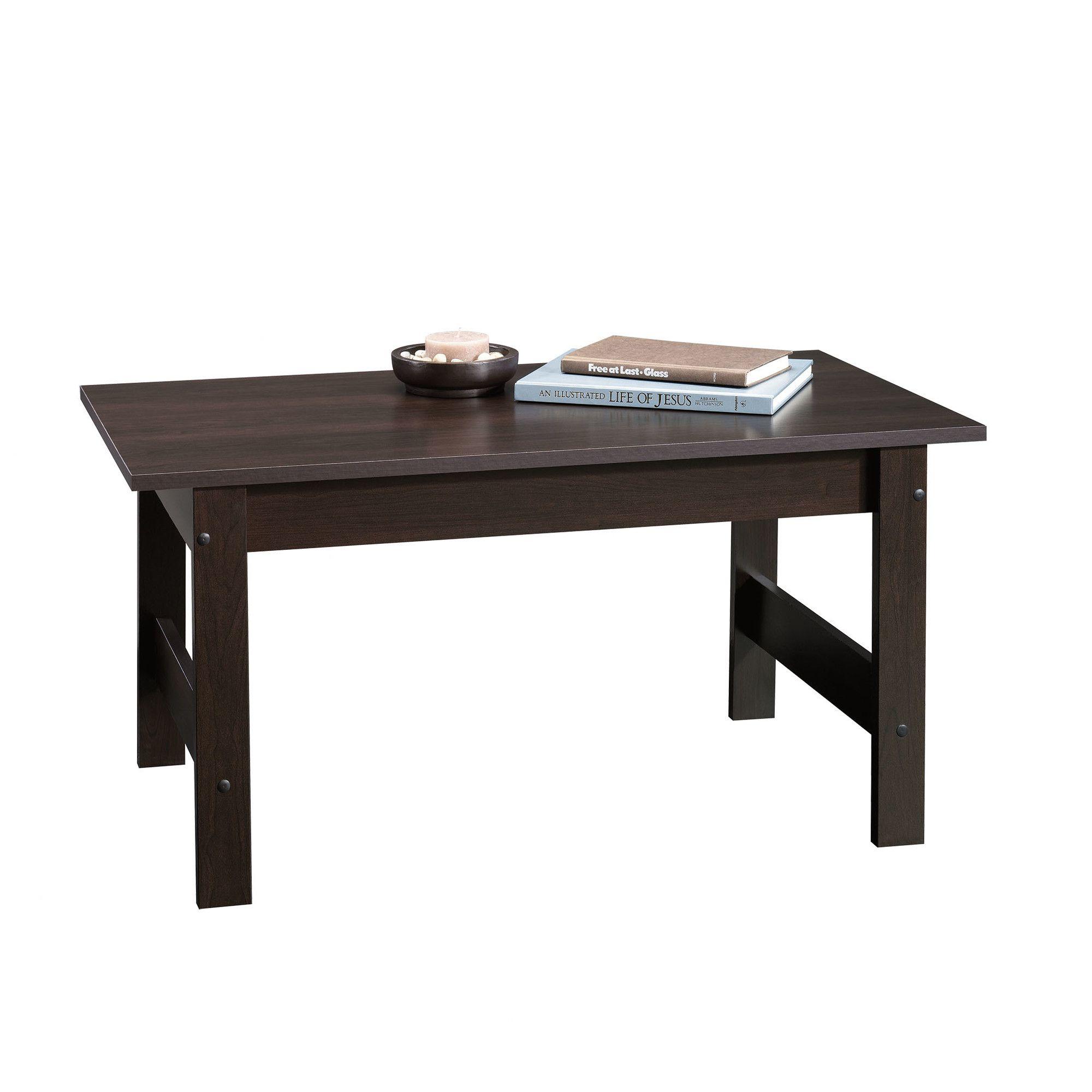 Sauder Beginnings Coffee Table Wayfair Coffee table