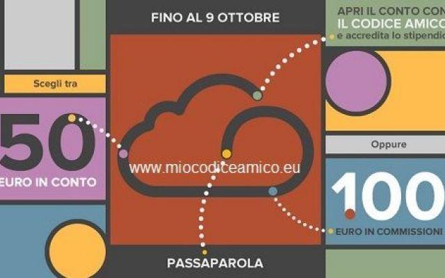 Invita un amico Fineco, la promozione dura fino al 09 ottobre #fineco