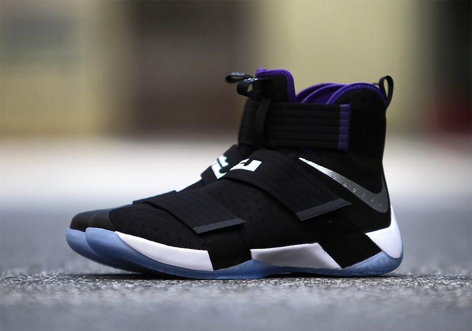 Space Jam Vibes On This Nike LeBron Zoom Soldier 10 | Sacramento kings,  Nike lebron and Space jam