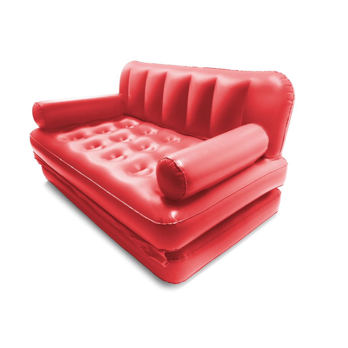Multi Function Couch Double Bed Red Kmart Inflatable Sofa
