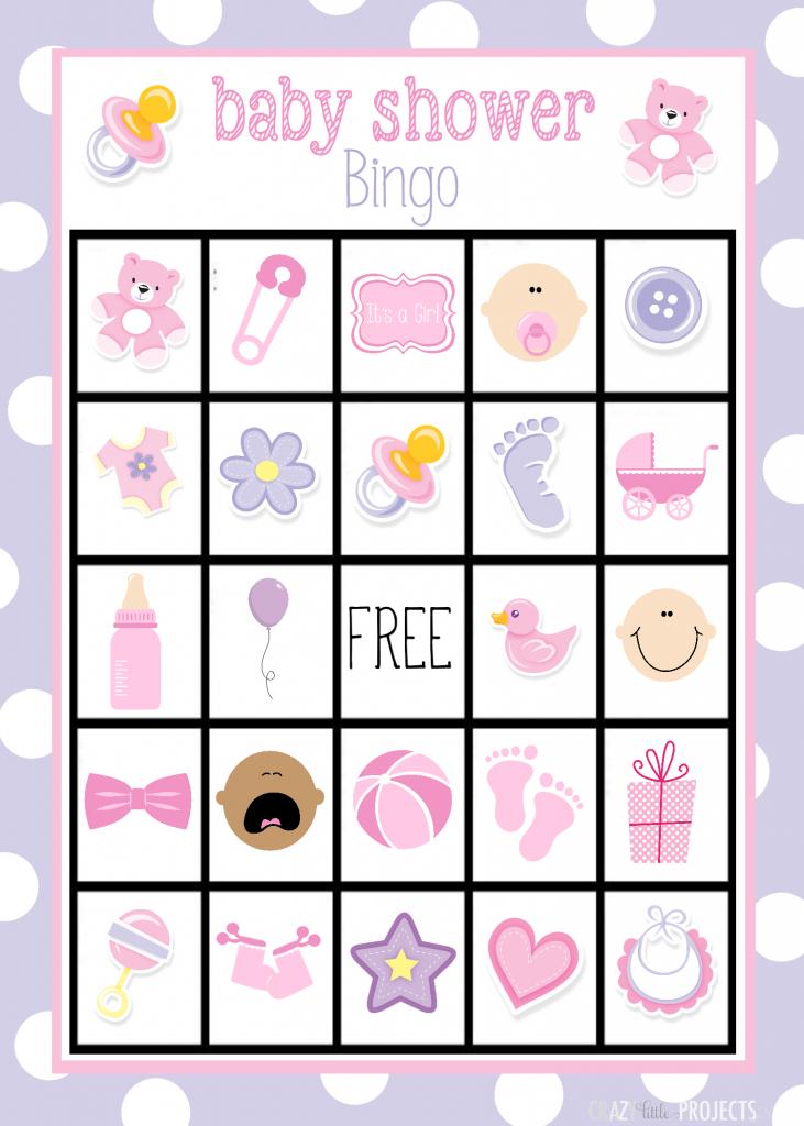 Baby Shower Bingo Cards | Pinterest