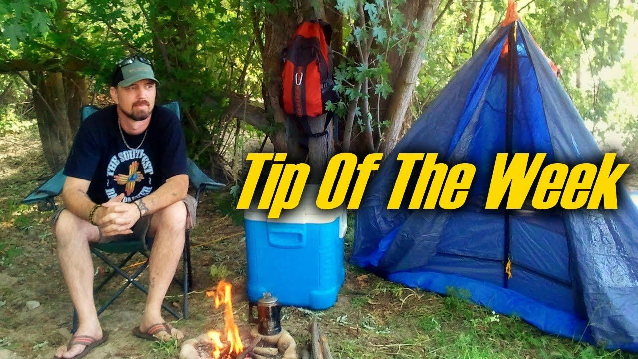 Camping tipa that you must know