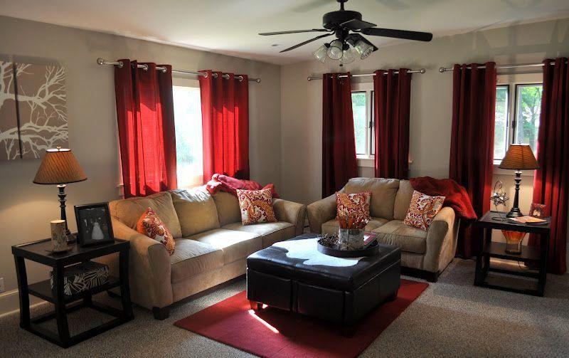 Brown Living Room Decor, Espresso Color Furniture