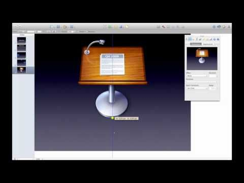 Apple iWork Keynote Tips and Tricks: An Introduction to the Magic