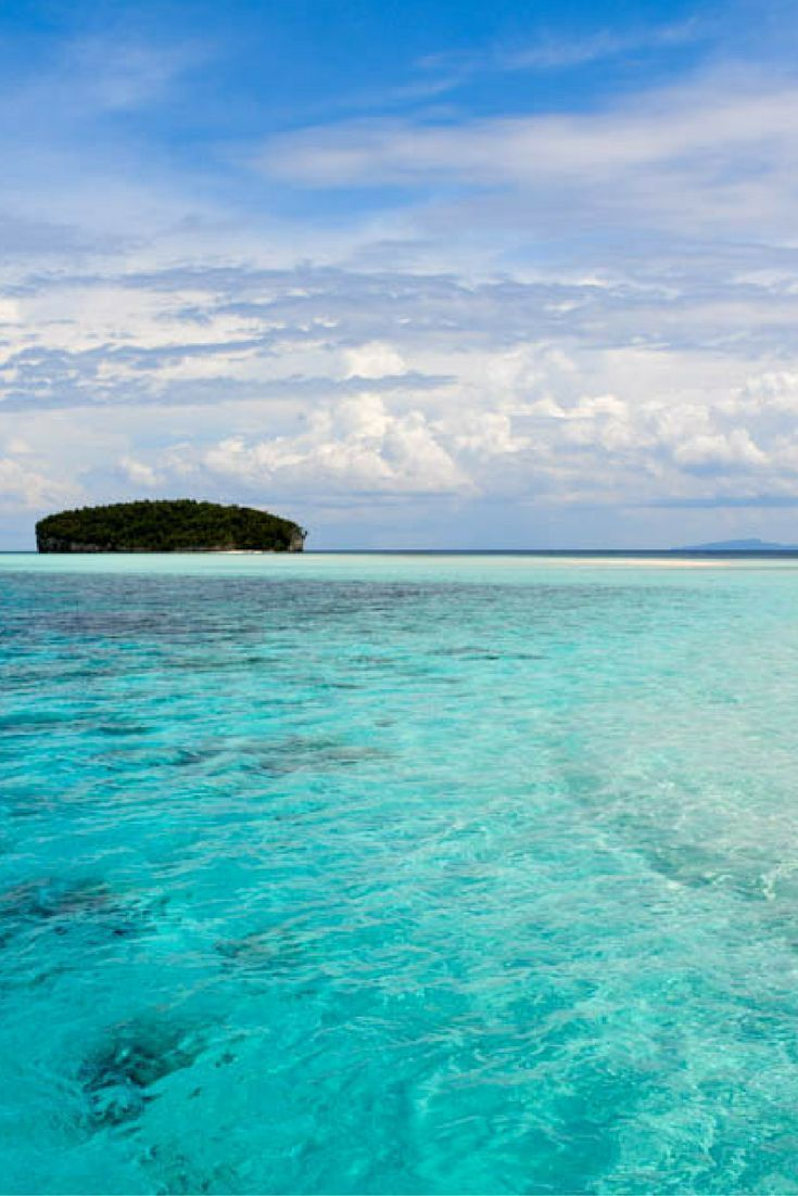 Raja Ampat, place you need to see before you die