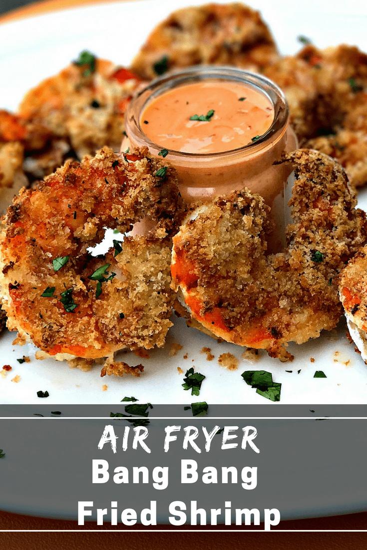 Air Fryer Keto Breaded Shrimp   Recipe   Recipes, Best low ...  Breaded Shrimp Dinner Ideas