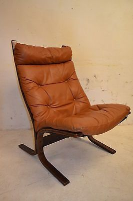 Stunning Vintage Bentwood Leather Westnofa Lounge Chair In Antiques Antique Furniture Chairs Ebay