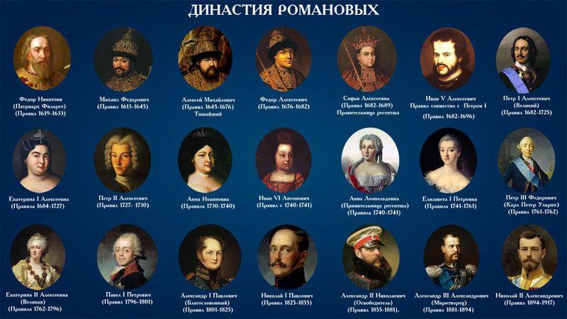 небо штык биография царей россии с фото сообщениям адлан