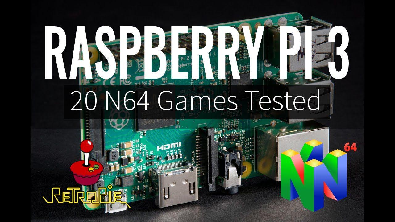 raspberry pi 3 arcade emulator