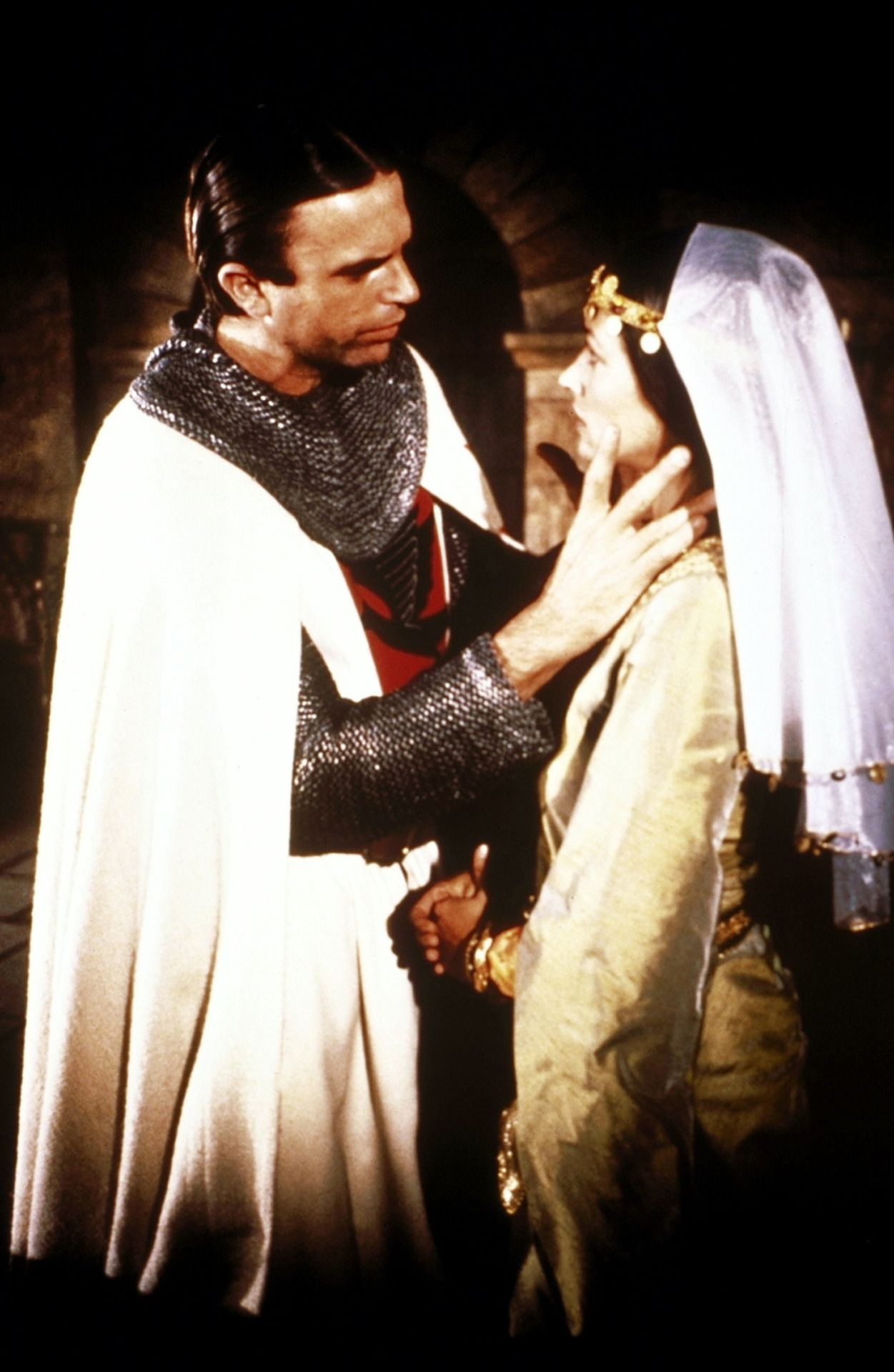 Ivanhoe 1982  Rebecca And Brian De Bois Guilbert