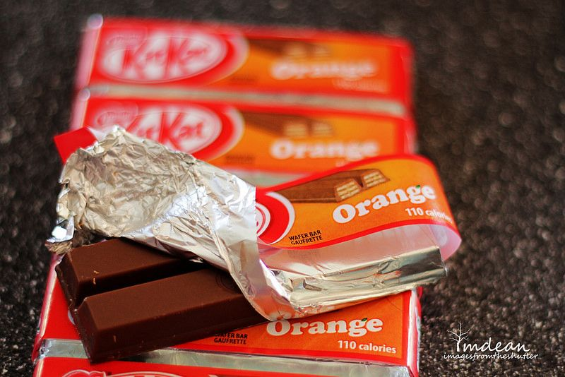 Kit Kat Orange - Special Edition - Time to Stock up!