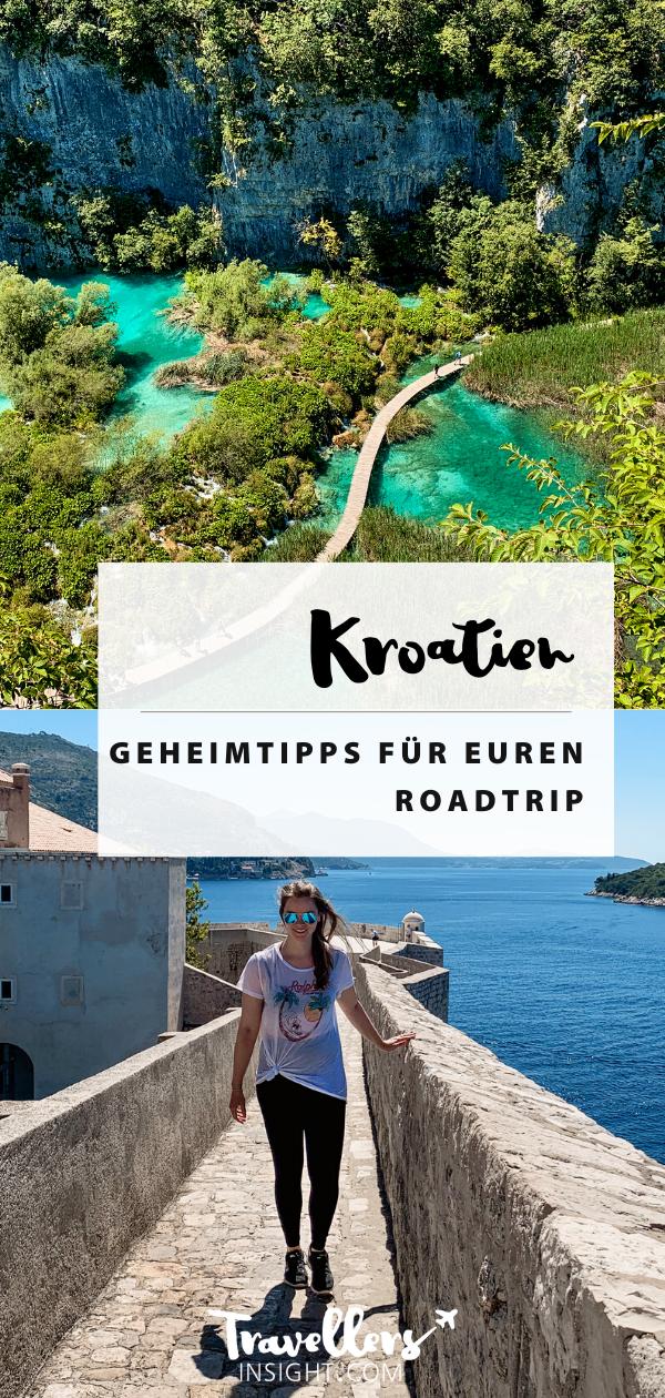 Kroatien: Die besten Stopps für einen Roadtrip an der Adria