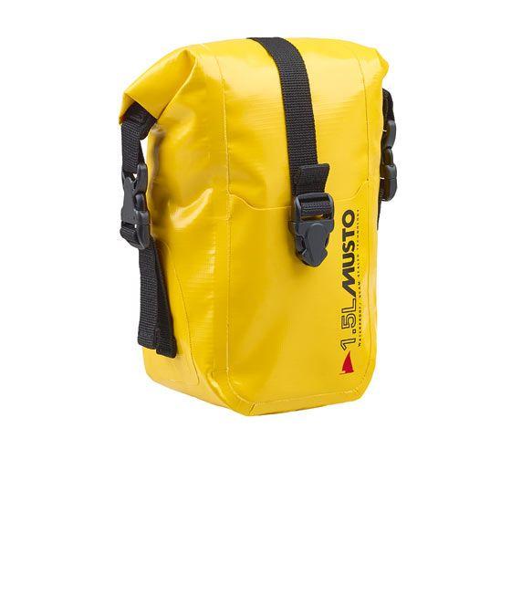 MUSTO  Waterproof Dry Pack 1.5L AL3342  £25. Guaranteed waterproof ... 5a5ac76c38566