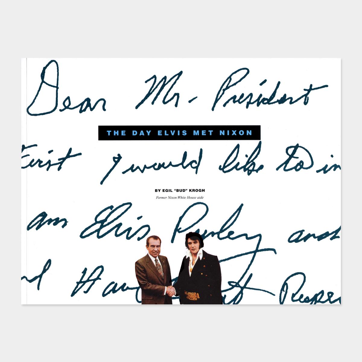 Find Beverly Nixon On Pinterest: The Day Elvis Met Nixon