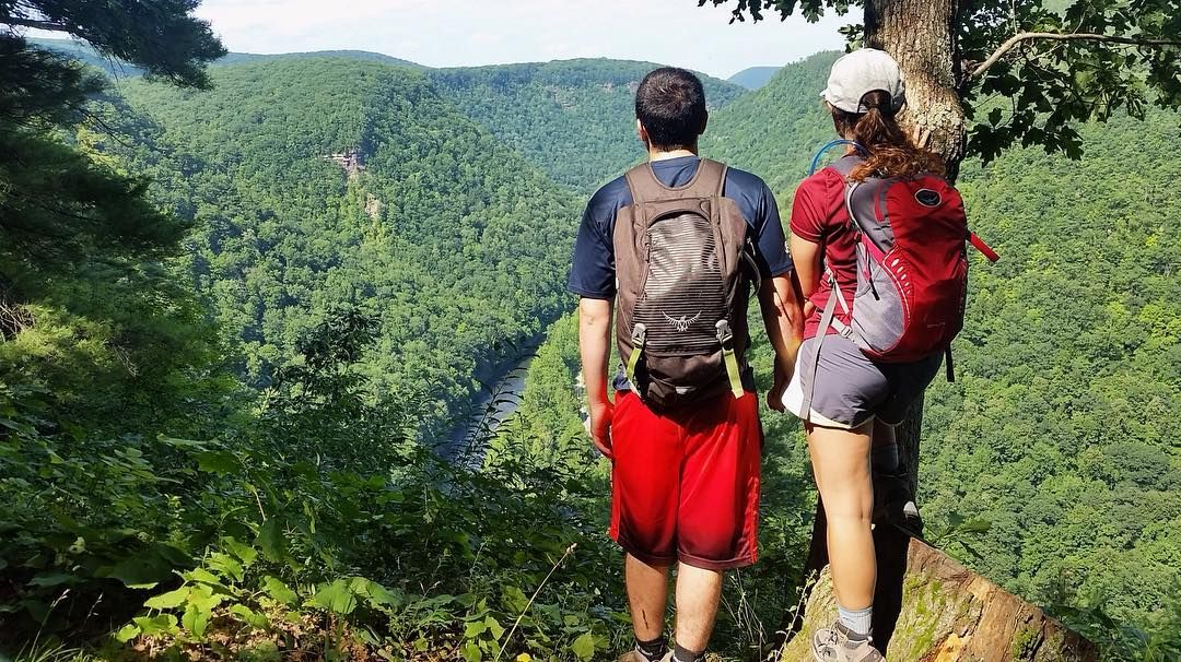 Doctors say hiking actually does something powerful to