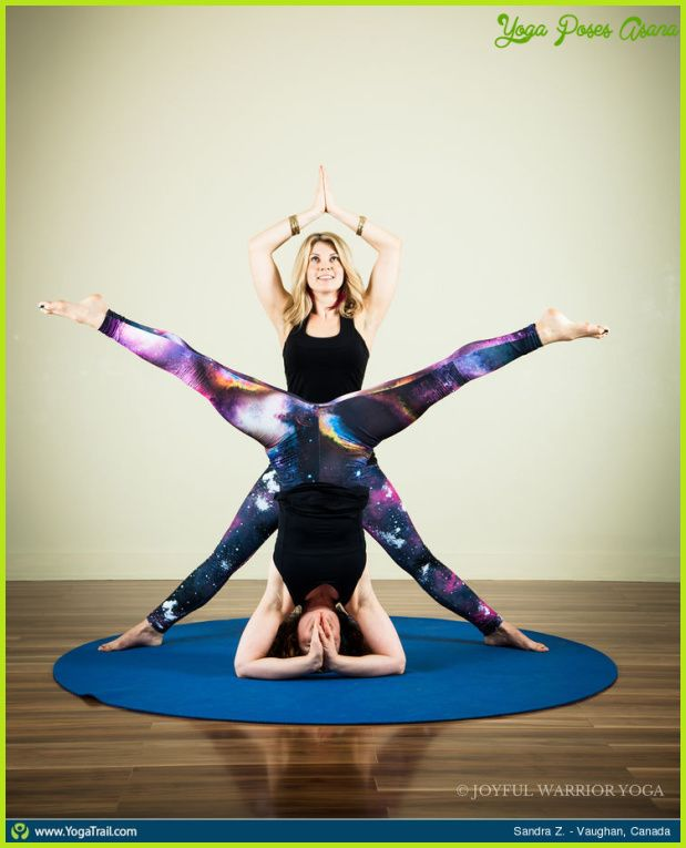 Yoga Poses Partners
