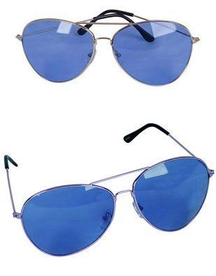 Retro Blue Lens Silver Frame Aviator Rock Star Glasses CuffuOnline,http://www.amazon.com/dp/B0016KF3LE/ref=cm_sw_r_pi_dp_2EpSqb0R0GXQ6KRY