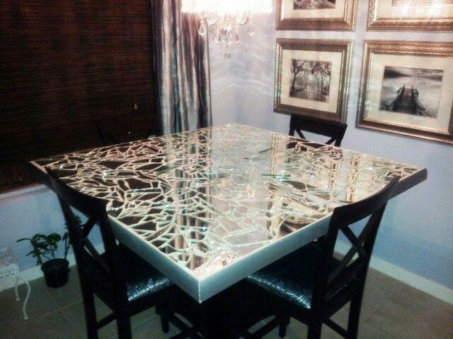 Pin By Samantha Maze On Mosaic Decor Home Decor Mosaic Table Top
