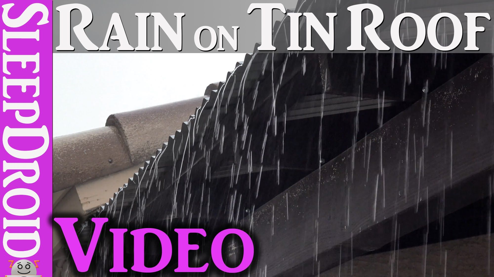 Pin On Real Rain Videos Featuring Hd Video Of Actual Relaxing Rain
