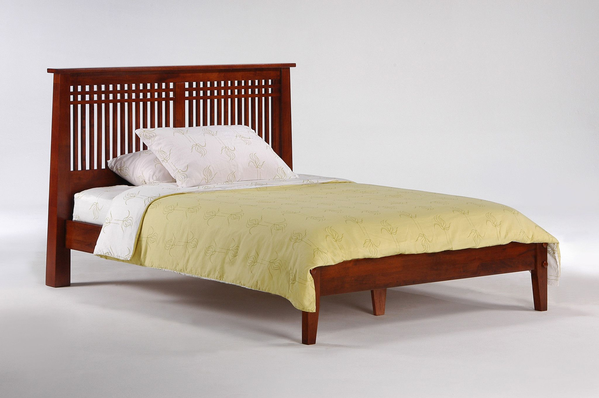 The Solstice Bed By Pacific Manufacturing Furniture