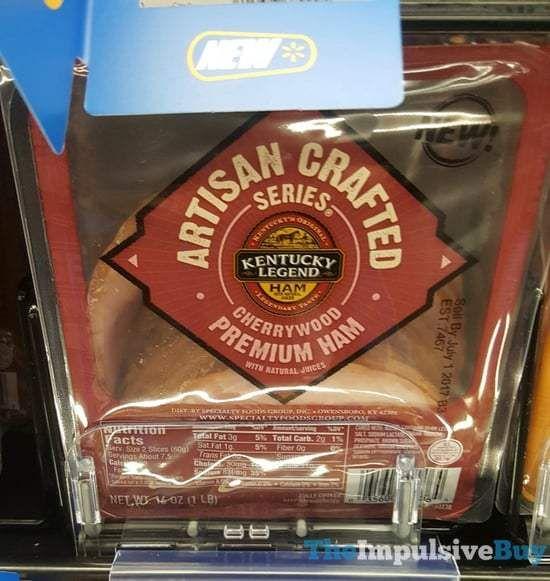 Kentucky Legend Artisan Crafted Series Cherrywood Premium Ham Deli