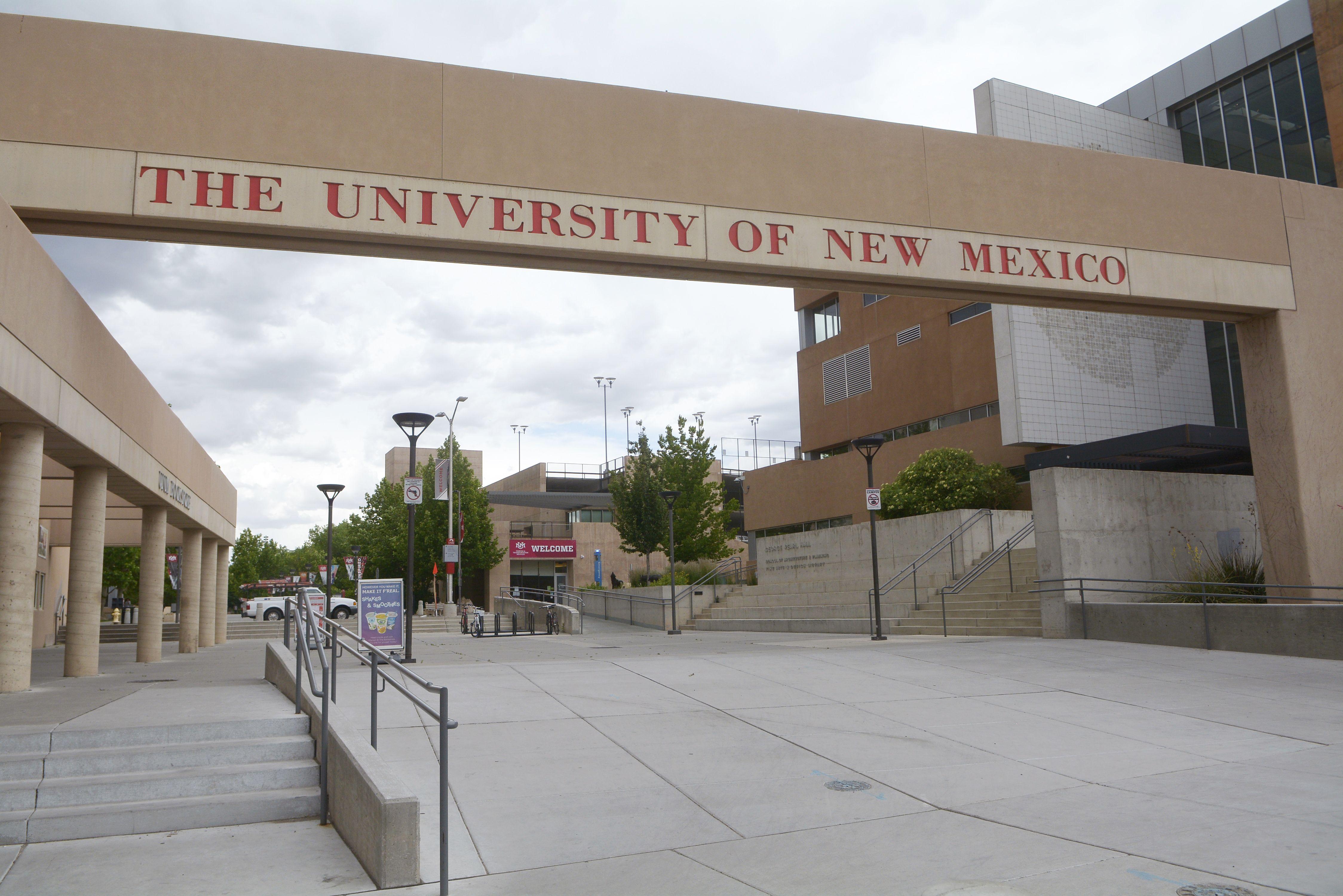 University Of New Mexico Albuquerque