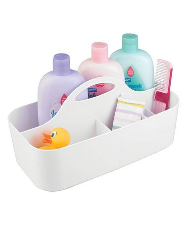 Look what I found on #zulily! Six-Compartment Bath Tote #zulilyfinds