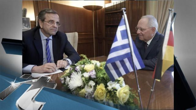 VIDEO: German finance minister chides Greeks for seeking debt cut - http://therealconservative.net/2013/07/18/commentary/world/video-german-finance-minister-chides-greeks-for-seeking-debt-cut/
