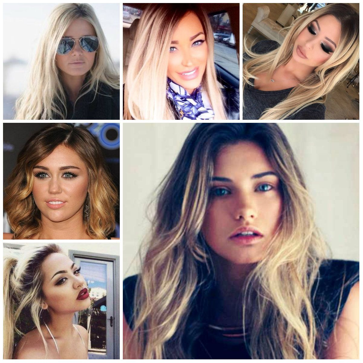Cute Colors For Blonde Hair Best Hair Color To Cover Gray At Home
