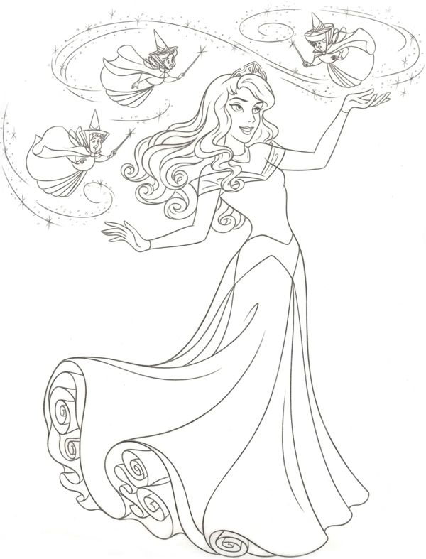 Disney Princess New Redesign Style Guide Art On Behance Disney Princess Colors Disney Princess Coloring Pages Princess Coloring Pages