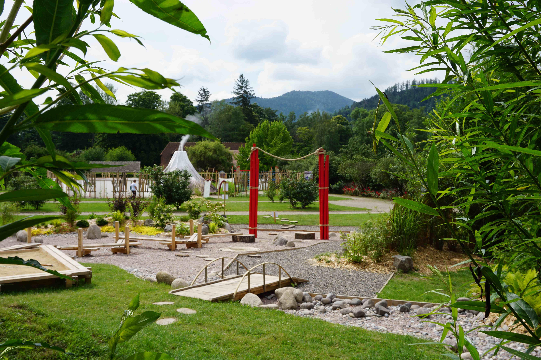 Jardin Japon Alsace Vosges Parc De Wesserling Parc De Wesserling Parc Lever De Soleil
