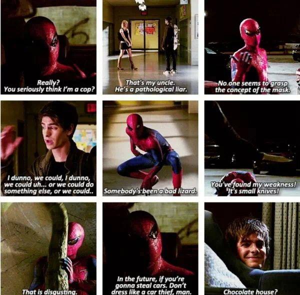 Reasons I Love Andrew Garfield 3 Amazing Spiderman Movie Amazing Spiderman Spiderman