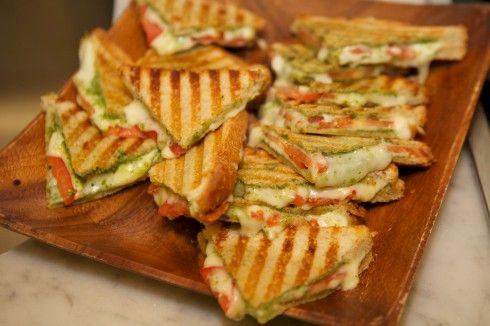 Celebrating National Grilled Cheese Day with Arla Dofino Cheese - some great grilled cheese recipes!