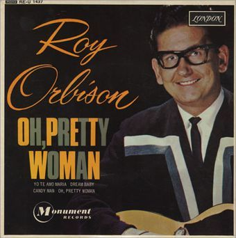 Oh Pretty Woman Roy Orbison Free Piano Sheet Music And