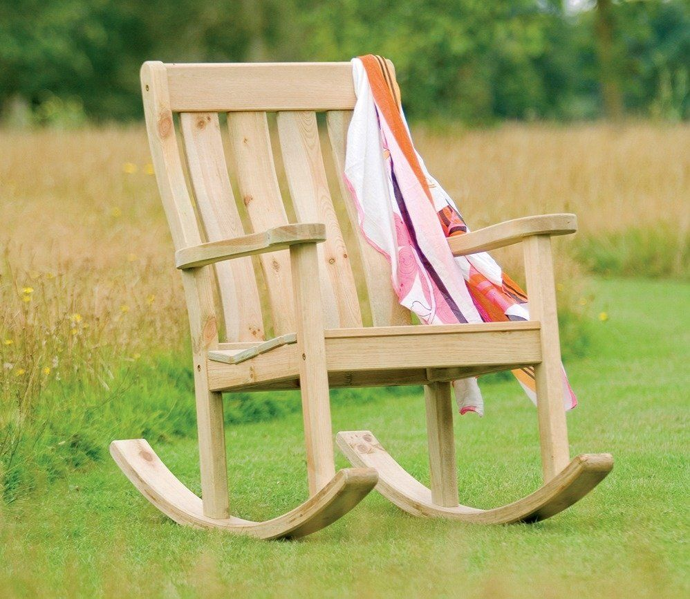 Alexander Rose Pine Farmers Rocking Chair Rocking chair