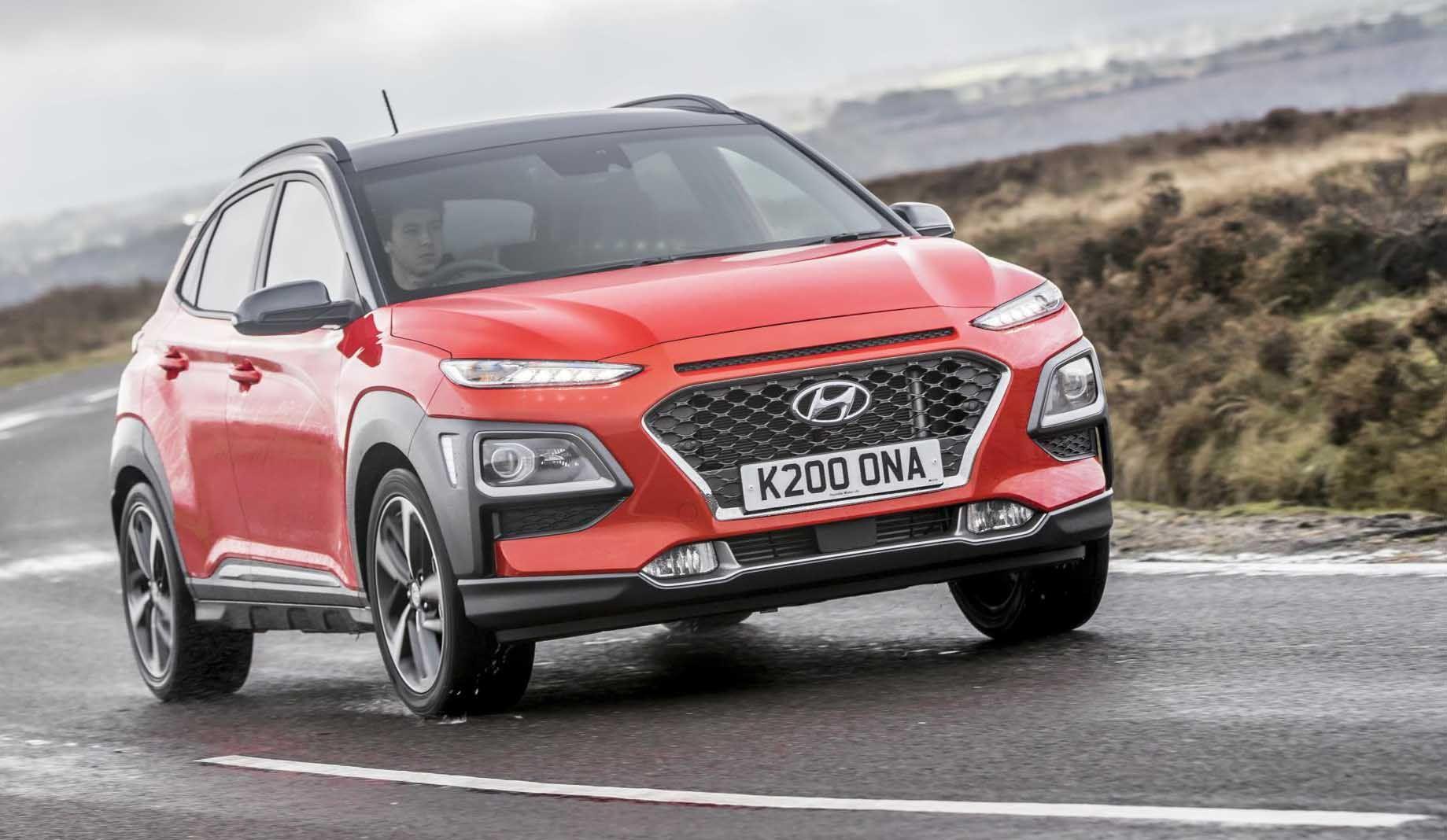 AllNew Hyundai Kona Achieves Maximum FiveStar Euro Ncap