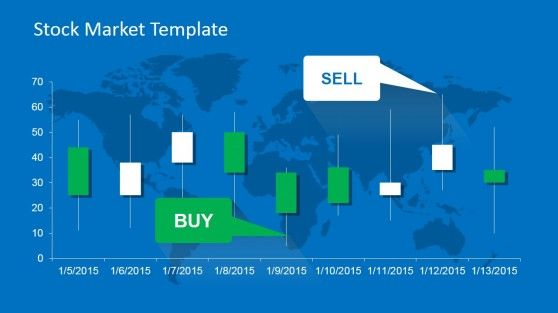 Stock Market Powerpoint Template  Stock Market Professional