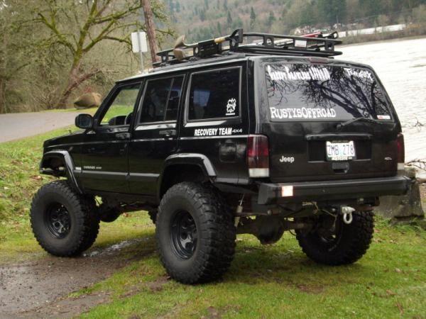 Modified Cherokee Jeep Xj Jeep Xj Mods Jeep Cherokee Xj