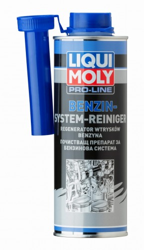 Pro Line Regenerator Wtryskow Benzyna Line Pro Supplement Container
