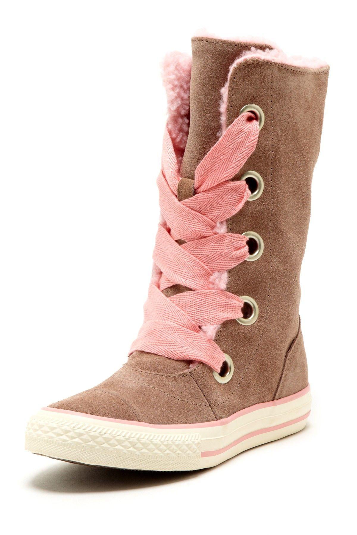 converse boots kids