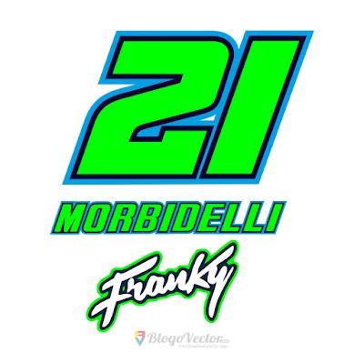 Franco Morbidelli Vector Logo Logos Custom Logos