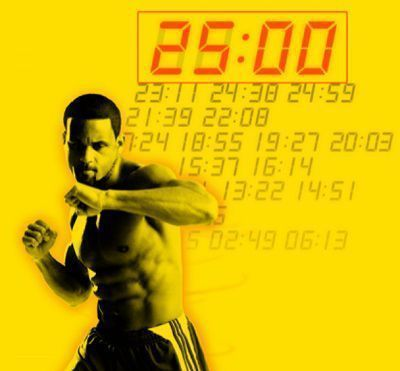 """""""25 Minute Workouts 5 Days a Week,there isn't a more efficient workout around.  It is the greatest..."""