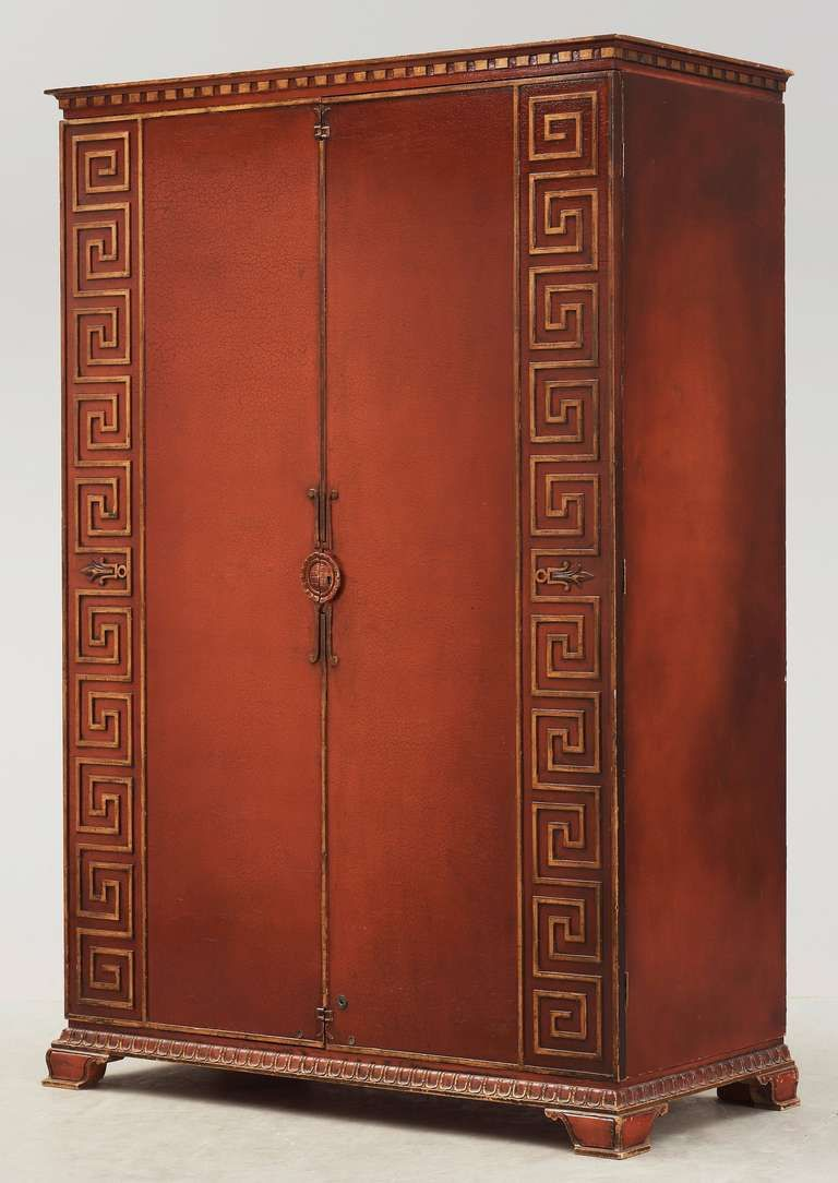 xx..tracy porter..poetic wanderlust...- Swedish Cabinet circa 1929