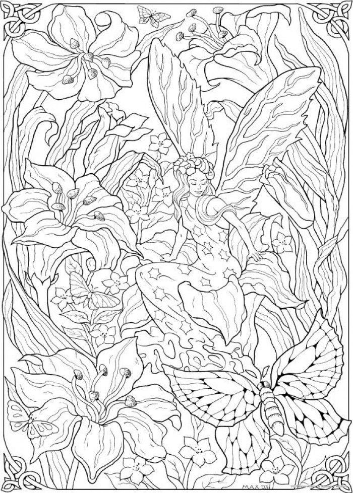 Kleurplaten Voor Volwassenen Met Nummers.Kleuren Voor Volwassenen Crafty With Ink Crayons Paint