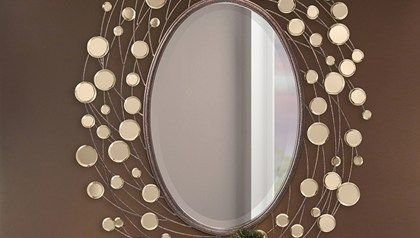 Nice Decorative Mirrors For Living Room, Bedroom Or Bathroom Décor   Kichler  Lighting   Pendant, Ceiling, Landscape Light Fixtures U0026 More