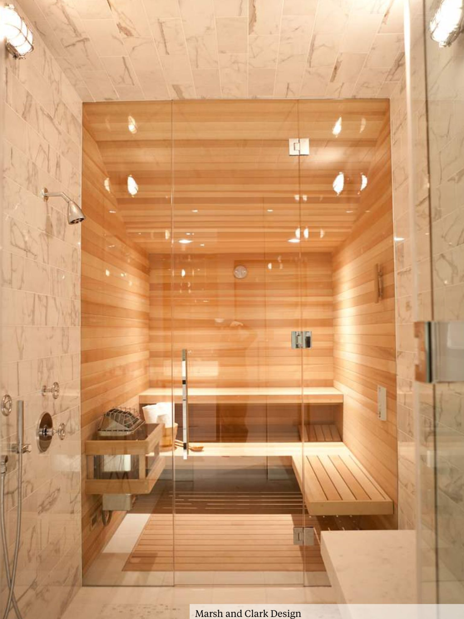 Hervorragend Modern Sauna Inneneinrichtung, Luxus Badezimmer, Kleine Badezimmer,  Badezimmer Design, Schlafzimmer, Bad