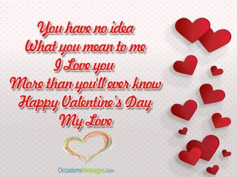 Happy Valentine S Messages For Wife Valentine Messages