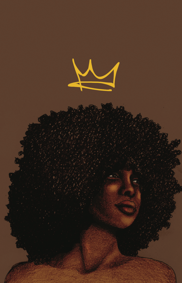 Proud child of an immigrant on Behance Black girl magic