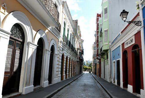 Calle Tetuan, Old San Juan
