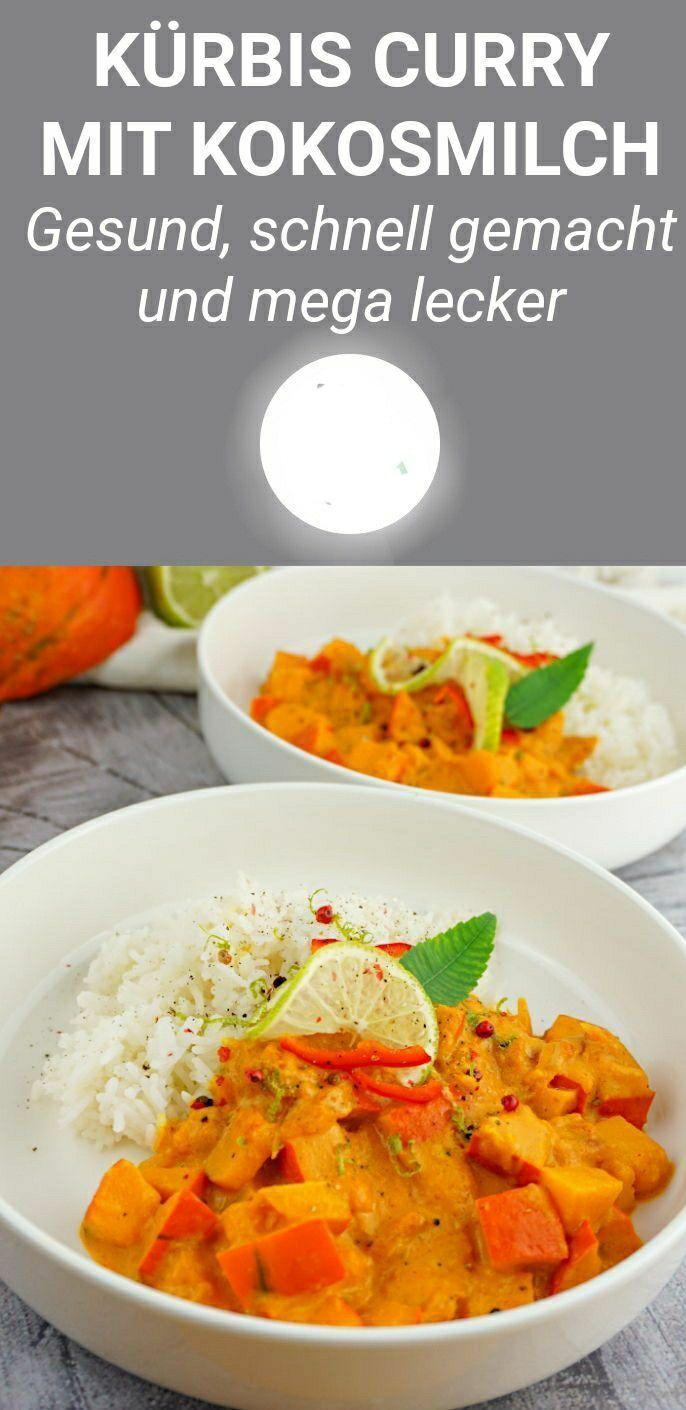Unser schnelles Curry ist ein gesun